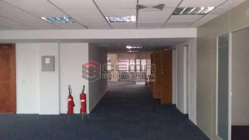 Andar linear - Andar 440m² para alugar Glória, Zona Sul RJ - R$ 15.400 - LAAN00048 - 30