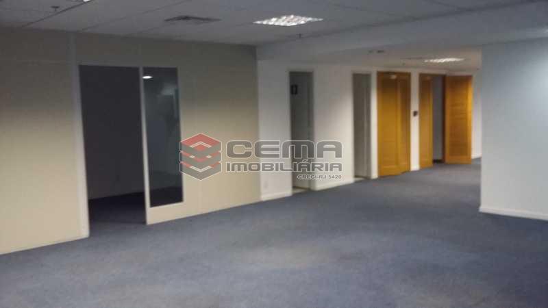 Andar linear - Andar 440m² para alugar Glória, Zona Sul RJ - R$ 15.400 - LAAN00048 - 31