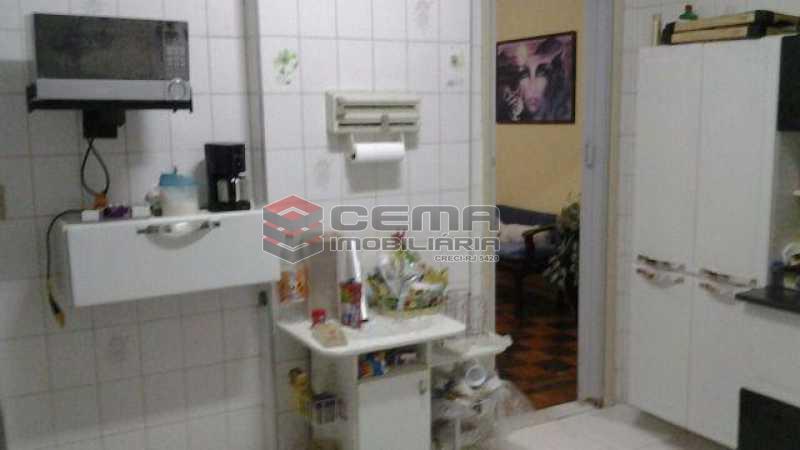 3 - COZINHA 2 - Apartamento à venda Praça Almirante Jaceguai,Centro RJ - R$ 750.000 - LAAP31580 - 12