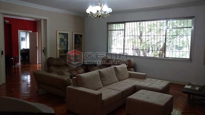 1 salão - Apartamento à venda Avenida Oswaldo Cruz,Flamengo, Zona Sul RJ - R$ 1.899.000 - LA40638 - 1