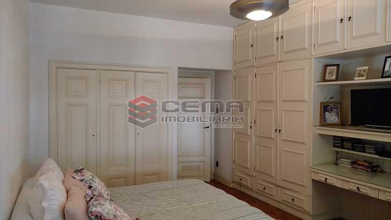 9 quarto 1. - Apartamento à venda Avenida Oswaldo Cruz,Flamengo, Zona Sul RJ - R$ 1.899.000 - LA40638 - 8