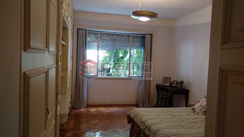10 quarto 1 - Apartamento à venda Avenida Oswaldo Cruz,Flamengo, Zona Sul RJ - R$ 1.899.000 - LA40638 - 9