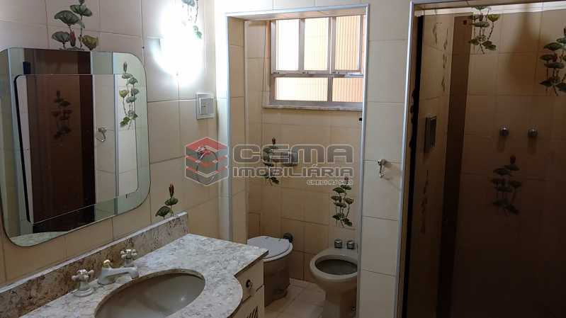 16 banheiro social 1 - Apartamento à venda Avenida Oswaldo Cruz,Flamengo, Zona Sul RJ - R$ 1.899.000 - LA40638 - 15