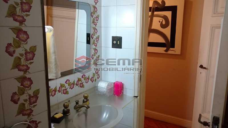 25 lavabo - Apartamento à venda Avenida Oswaldo Cruz,Flamengo, Zona Sul RJ - R$ 1.899.000 - LA40638 - 16