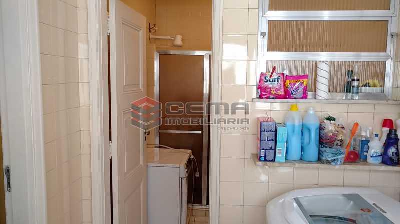 26 lavanderia2 - Apartamento à venda Avenida Oswaldo Cruz,Flamengo, Zona Sul RJ - R$ 1.899.000 - LA40638 - 17