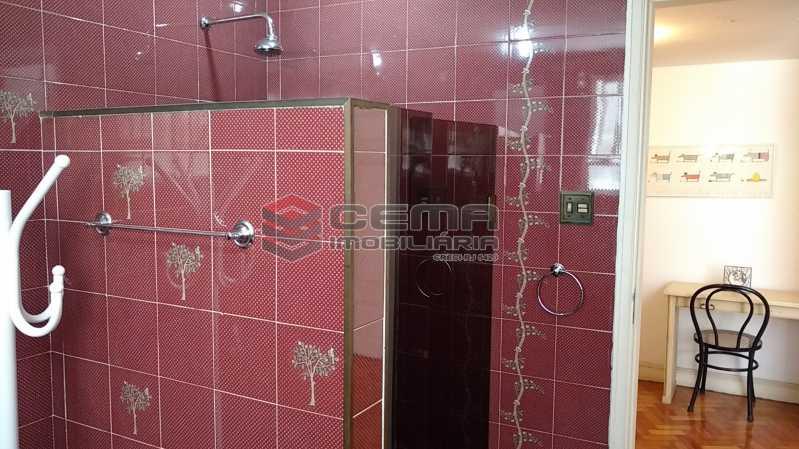 banheiro suíte - Apartamento à venda Avenida Oswaldo Cruz,Flamengo, Zona Sul RJ - R$ 1.899.000 - LA40638 - 19