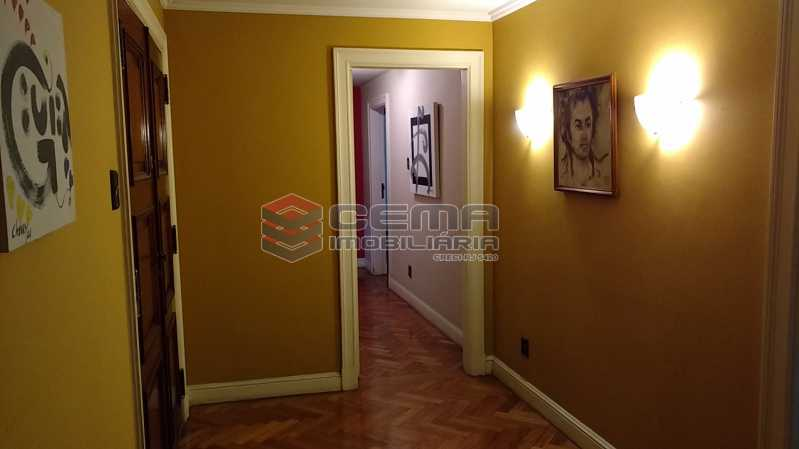 hall1 - Apartamento à venda Avenida Oswaldo Cruz,Flamengo, Zona Sul RJ - R$ 1.899.000 - LA40638 - 22