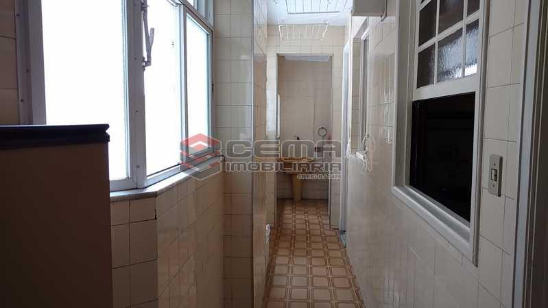 lavanderia1 - Apartamento à venda Avenida Oswaldo Cruz,Flamengo, Zona Sul RJ - R$ 1.899.000 - LA40638 - 23
