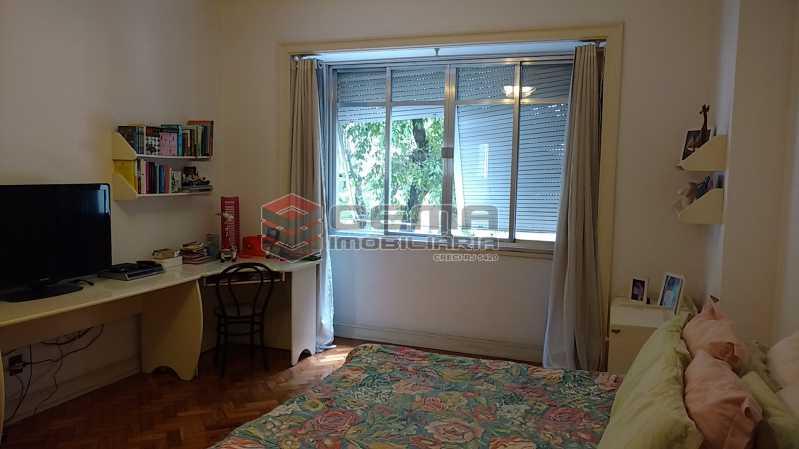 quarto 2. - Apartamento à venda Avenida Oswaldo Cruz,Flamengo, Zona Sul RJ - R$ 1.899.000 - LA40638 - 10