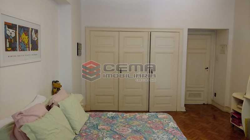 quarto 2.. - Apartamento à venda Avenida Oswaldo Cruz,Flamengo, Zona Sul RJ - R$ 1.899.000 - LA40638 - 11