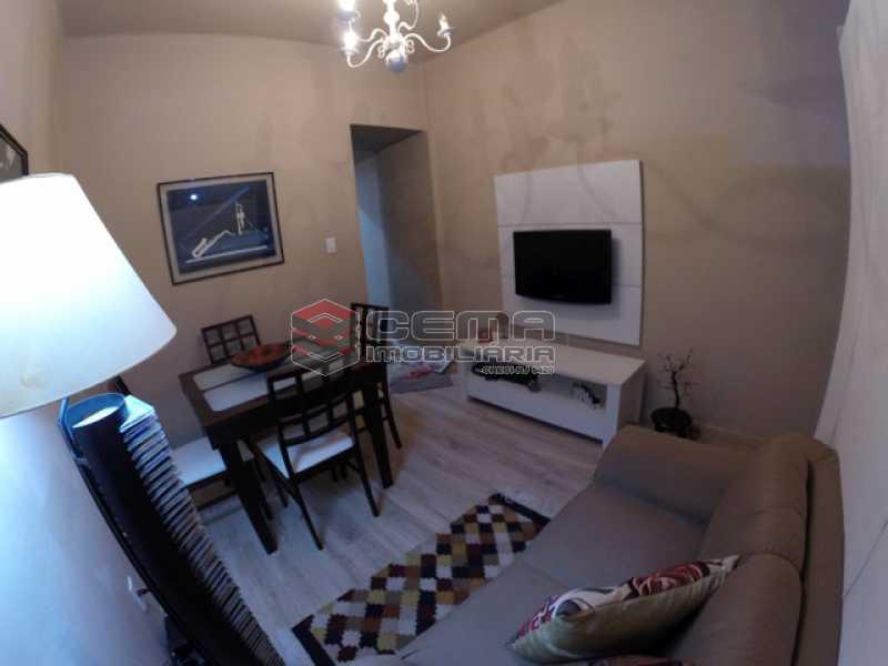 6 - Kitnet/Conjugado 28m² à venda Rua Conde Lages,Glória, Zona Centro RJ - R$ 267.000 - LAKI00632 - 7