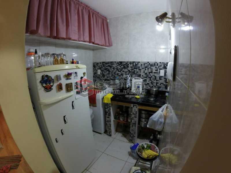 10 - Kitnet/Conjugado 28m² à venda Rua Conde Lages,Glória, Zona Centro RJ - R$ 267.000 - LAKI00632 - 11