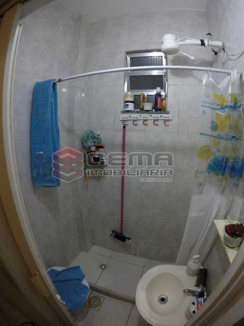11 - Kitnet/Conjugado 28m² à venda Rua Conde Lages,Glória, Zona Centro RJ - R$ 267.000 - LAKI00632 - 12