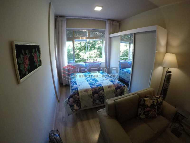 2 - Kitnet/Conjugado 28m² à venda Rua Conde Lages,Glória, Zona Centro RJ - R$ 267.000 - LAKI00632 - 3