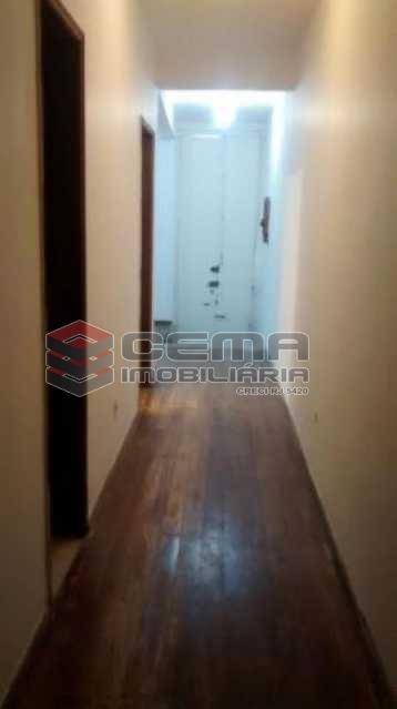sala - Casa de Vila à venda Rua do Catete,Glória, Zona Sul RJ - R$ 1.390.000 - LACV40012 - 12