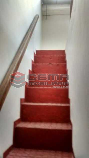 escada - Casa de Vila à venda Rua do Catete,Glória, Zona Sul RJ - R$ 1.390.000 - LACV40012 - 28