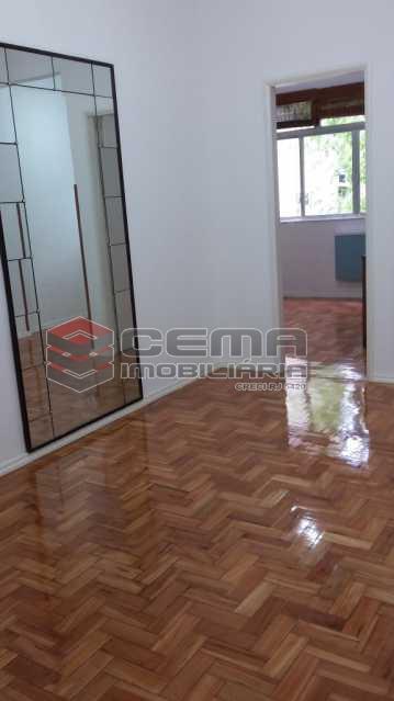 foto 7_sala - Apartamento 2 quartos à venda Laranjeiras, Zona Sul RJ - R$ 850.000 - LAAP21948 - 8