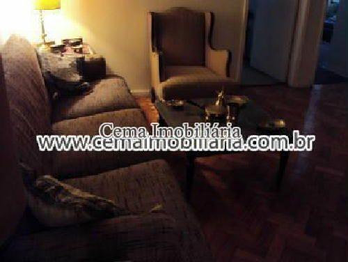 SALA - ANG02 - Apartamento à venda Avenida Rui Barbosa,Flamengo, Zona Sul RJ - R$ 2.987.000 - LA40772 - 7