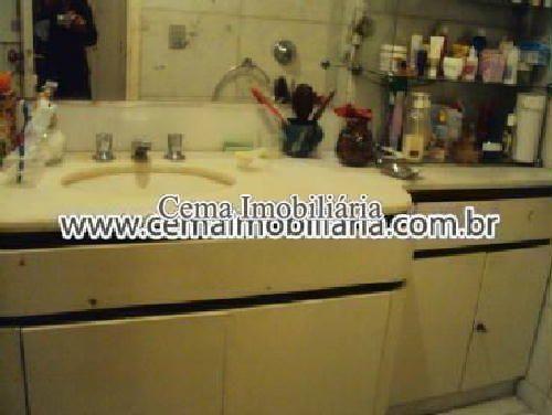 Banheiro - Apartamento à venda Avenida Rui Barbosa,Flamengo, Zona Sul RJ - R$ 2.987.000 - LA40772 - 4