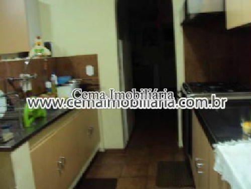 COZINHA - ANG01 - Apartamento à venda Avenida Rui Barbosa,Flamengo, Zona Sul RJ - R$ 2.987.000 - LA40772 - 15