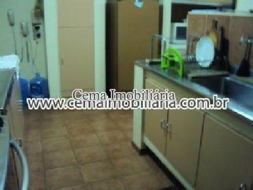 Cozinha - Apartamento à venda Avenida Rui Barbosa,Flamengo, Zona Sul RJ - R$ 2.987.000 - LA40772 - 5