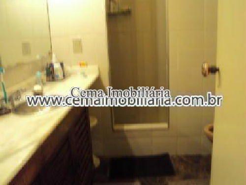 BANHEIRO - ANG01 - Apartamento à venda Avenida Rui Barbosa,Flamengo, Zona Sul RJ - R$ 2.987.000 - LA40772 - 16
