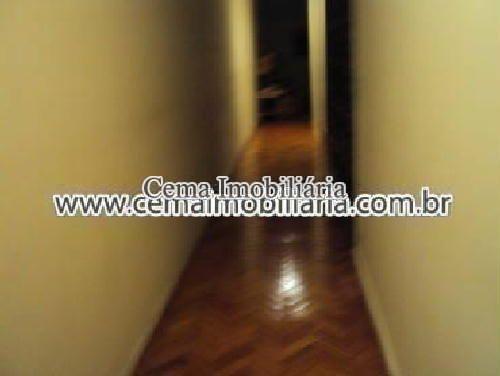 HALL - Apartamento à venda Avenida Rui Barbosa,Flamengo, Zona Sul RJ - R$ 2.987.000 - LA40772 - 19