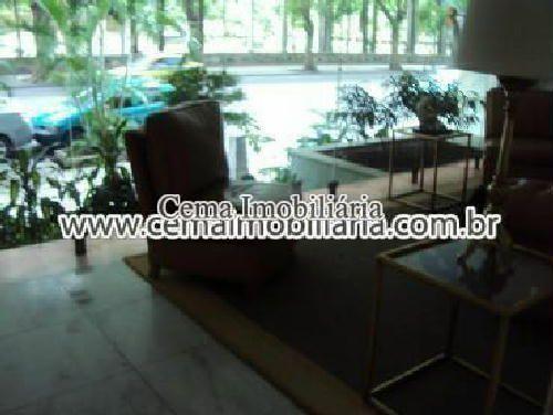 PORTARIA - ANG01 - Apartamento à venda Avenida Rui Barbosa,Flamengo, Zona Sul RJ - R$ 2.987.000 - LA40772 - 21