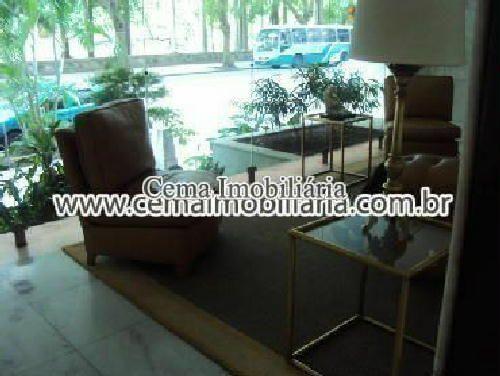 PORTARIA - ANG02 - Apartamento à venda Avenida Rui Barbosa,Flamengo, Zona Sul RJ - R$ 2.987.000 - LA40772 - 22