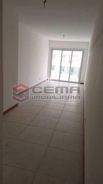 Sala - Apartamento novo com 2 quartos (suítes), vaga de garagem, lazer completo - LAAP21968 - 3