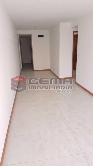 Sala - Apartamento novo com 2 quartos (suítes), vaga de garagem, lazer completo - LAAP21968 - 4
