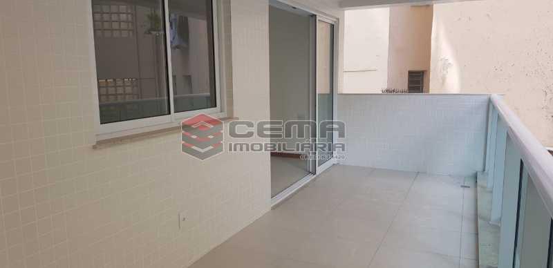 822573c1-6631-4282-9af3-ea50fe - Apartamento 3 suítes e 2 vagas no Flamengo - Lançamento - LAAP31635 - 8