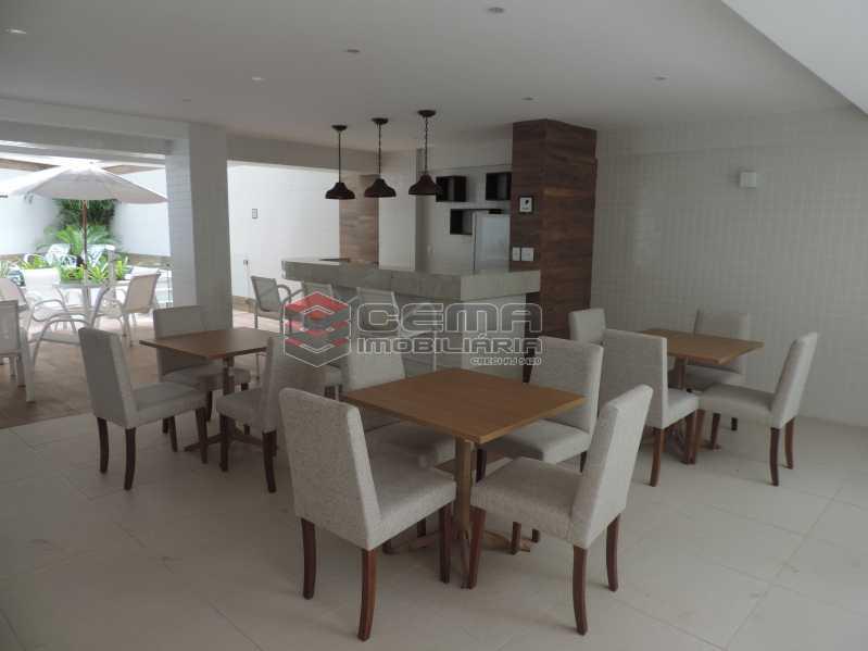 DSCN1062 - Apartamento 3 suítes e 2 vagas no Flamengo - Lançamento - LAAP31635 - 15