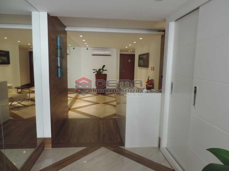 DSCN1067 - Apartamento 3 suítes e 2 vagas no Flamengo - Lançamento - LAAP31635 - 21