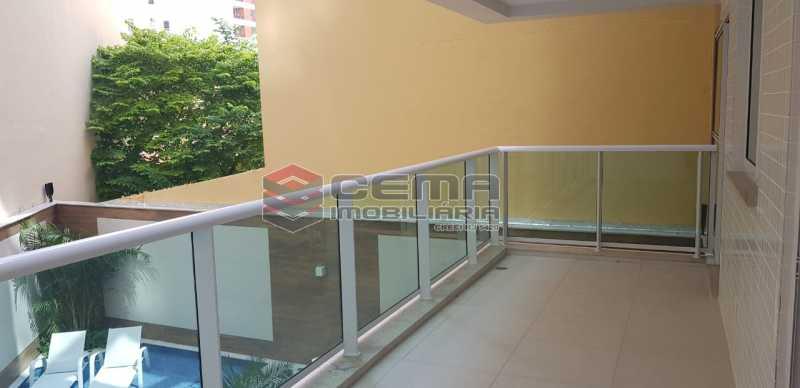 cb483a16-1819-4757-9417-197671 - Apartamento 3 suítes e 2 vagas no Flamengo - Lançamento - LAAP31637 - 8