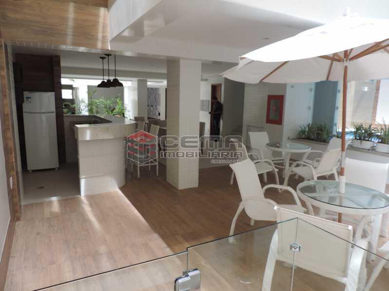 DSCN1065 - Apartamento 3 suítes e 2 vagas no Flamengo - Lançamento - LAAP31637 - 3