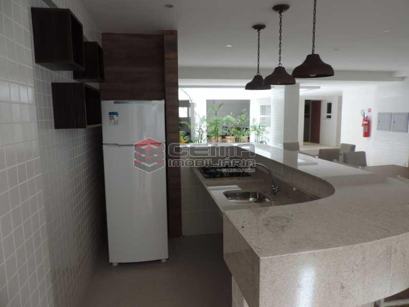 DSCN1066 - Apartamento 3 suítes e 2 vagas no Flamengo - Lançamento - LAAP31637 - 19