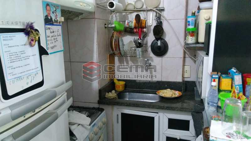 4.cozinha - Kitnet/Conjugado À Venda - Copacabana - Rio de Janeiro - RJ - LAKI00646 - 18