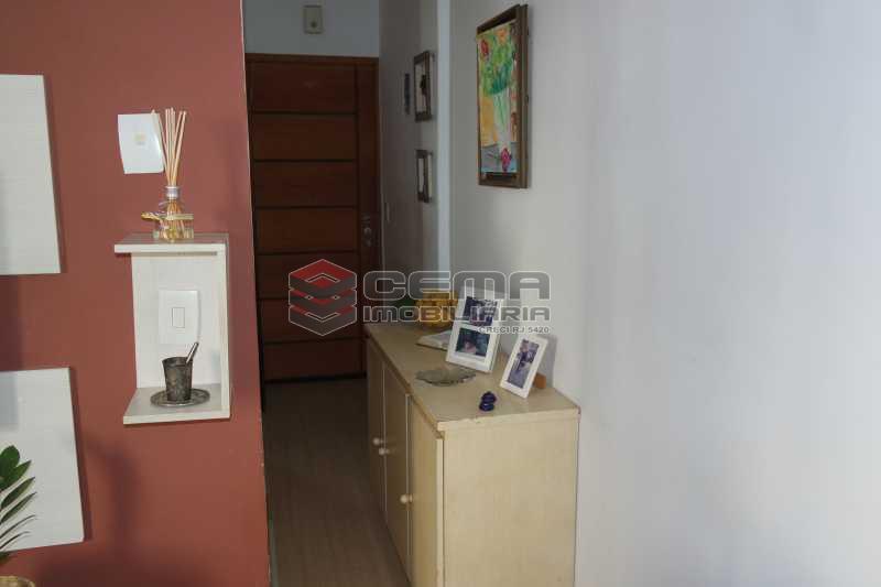 Circulação - Apartamento 1 quarto à venda Glória, Zona Sul RJ - R$ 320.000 - LAAP11165 - 5