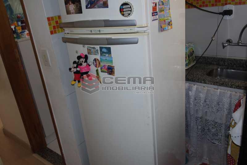 Cozinha - Apartamento 1 quarto à venda Glória, Zona Sul RJ - R$ 320.000 - LAAP11165 - 14
