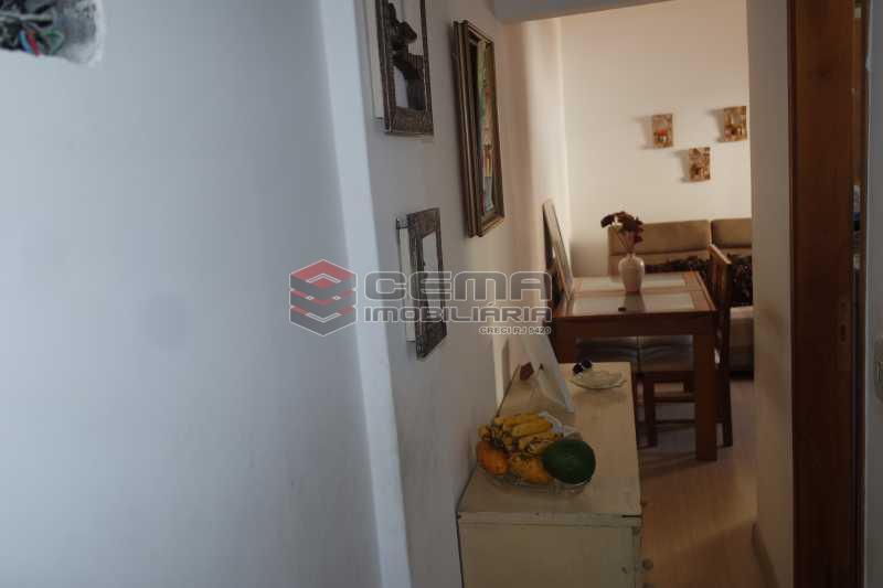 Circulação - Apartamento 1 quarto à venda Glória, Zona Sul RJ - R$ 320.000 - LAAP11165 - 4