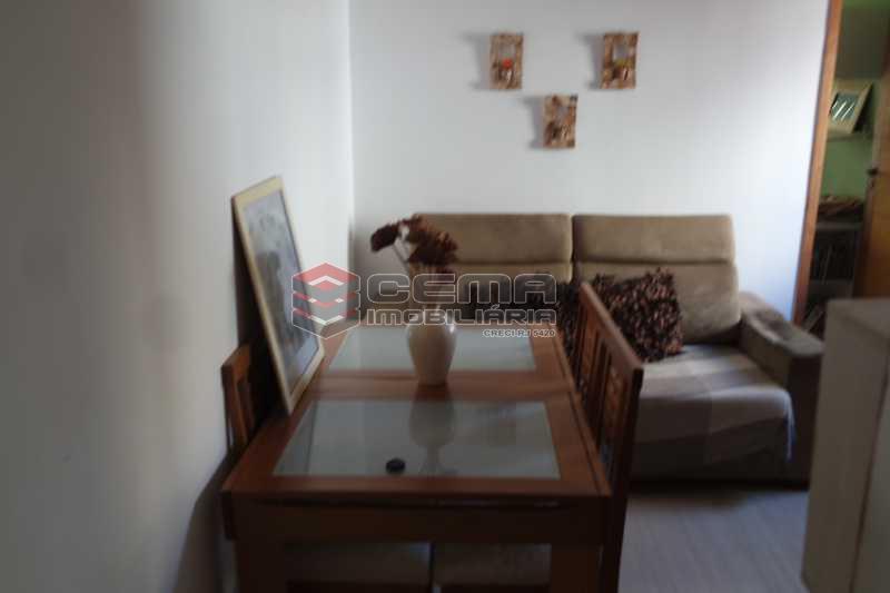 Sala - Apartamento 1 quarto à venda Glória, Zona Sul RJ - R$ 320.000 - LAAP11165 - 10