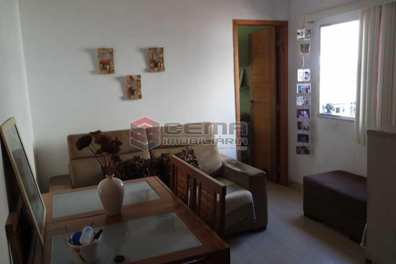 Sala - Apartamento 1 quarto à venda Glória, Zona Sul RJ - R$ 320.000 - LAAP11165 - 6