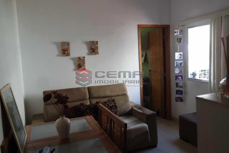 Vista - Apartamento 1 quarto à venda Glória, Zona Sul RJ - R$ 320.000 - LAAP11165 - 8