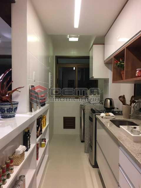 Projeção Apartamento Decorado - Apartamento 3 quartos à venda Rio Comprido, Rio de Janeiro - R$ 541.300 - LAAP31689 - 7