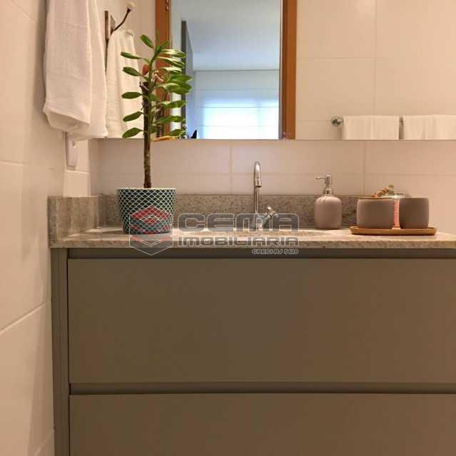 Projeção Apartamento Decorado - Apartamento 3 quartos à venda Rio Comprido, Rio de Janeiro - R$ 541.300 - LAAP31689 - 10
