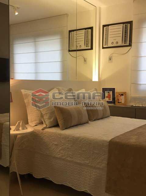 Projeção Apartamento Decorado - Apartamento 3 quartos à venda Rio Comprido, Rio de Janeiro - R$ 541.300 - LAAP31689 - 11