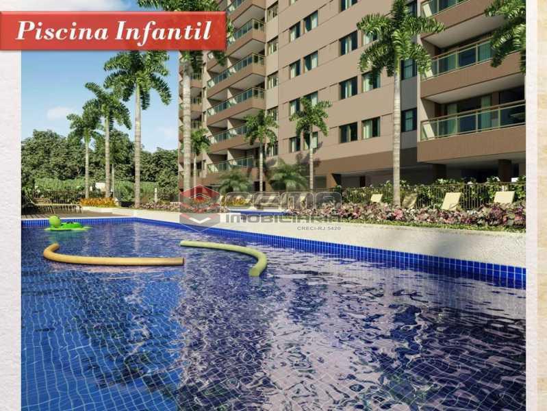 Infra - Apartamento 3 quartos à venda Rio Comprido, Rio de Janeiro - R$ 541.300 - LAAP31689 - 21