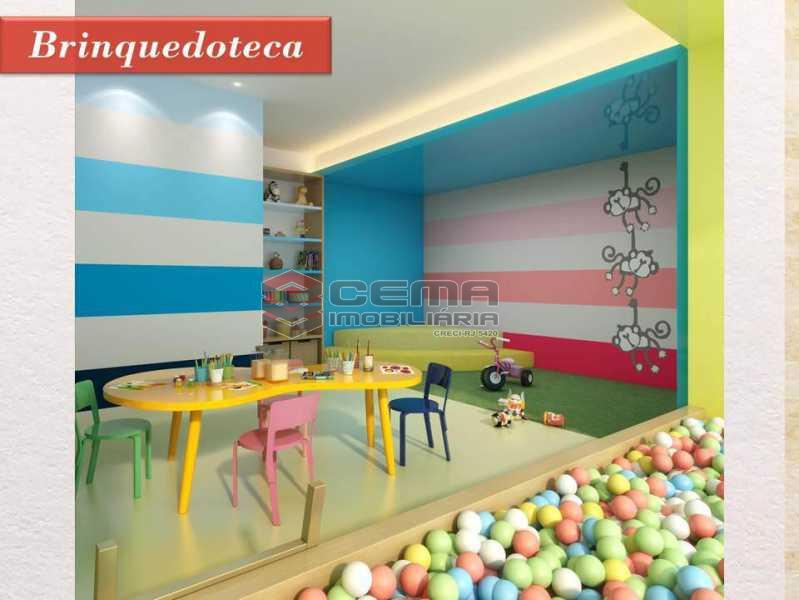 Infra - Apartamento 3 quartos à venda Rio Comprido, Rio de Janeiro - R$ 541.300 - LAAP31689 - 24