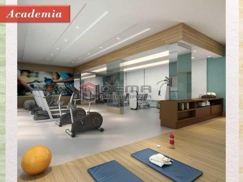 Infra - Apartamento 3 quartos à venda Rio Comprido, Rio de Janeiro - R$ 541.300 - LAAP31689 - 29